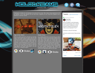 holodreams.com screenshot