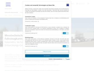 holometric.de screenshot