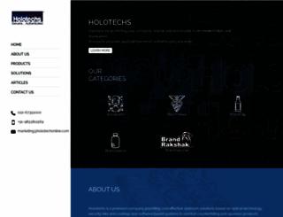 holotechonline.com screenshot