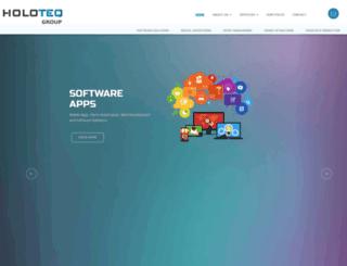 holoteq.com screenshot