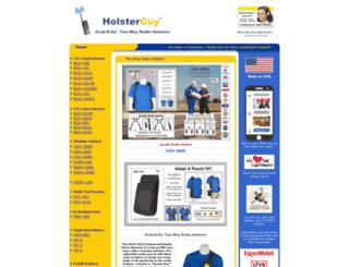 holsterguy.com screenshot