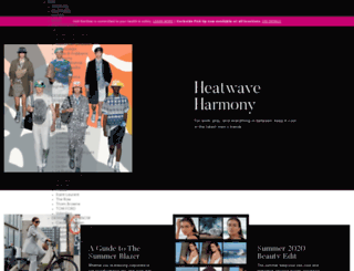 holtsmuse.com screenshot