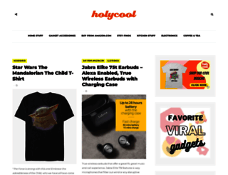 holycool.net screenshot
