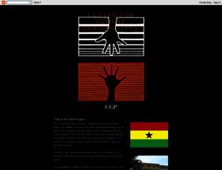 holycrossghana.blogspot.com screenshot