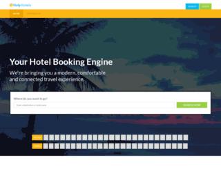 holyhotels.com screenshot