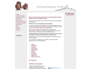 holzgerlingen-online.de screenshot
