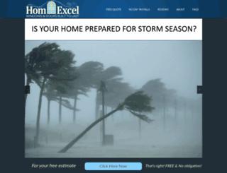 hom-excel.com screenshot