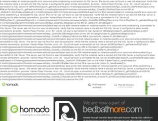 homado.com screenshot