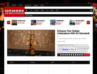 hombre1.com screenshot