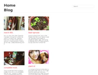 home-blog.com screenshot