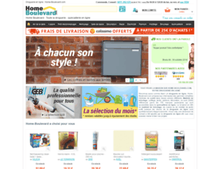 home-boulevard.com screenshot