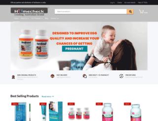 home-check.net.in screenshot