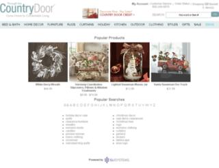home-decor.countrydoor.com screenshot