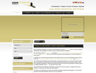 home-exposure-marbella.com screenshot