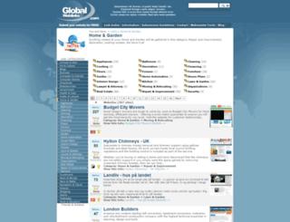 home-garden.global-weblinks.com screenshot