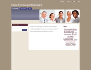 home-improvement-company.webnode.com screenshot