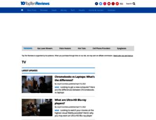 home-media-servers-review.toptenreviews.com screenshot