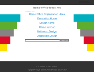 home-office-ideas.net screenshot
