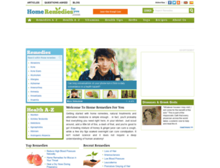 home-remedies-for-you.com screenshot