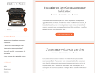 home-stager.fr screenshot