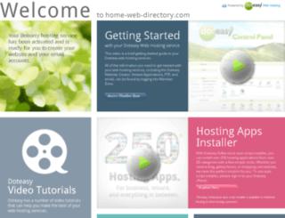 home-web-directory.com screenshot