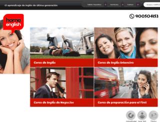 home.es screenshot