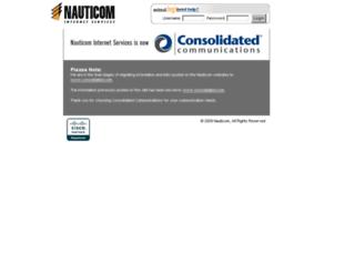 home.nauticom.net screenshot