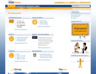 home.rhein-zeitung.de screenshot