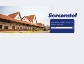 home.sercomtelfixa.com.br screenshot