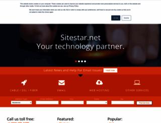 home.sitestar.net screenshot