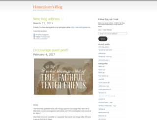 home2learn.wordpress.com screenshot