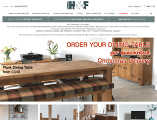 homeandfurniture.co.uk screenshot
