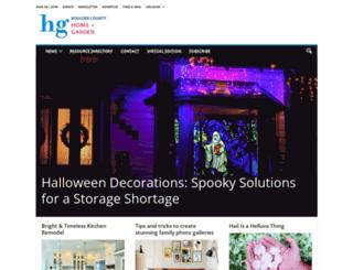 homeandgardenmag.com screenshot