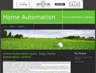 homeautomationau.bravesites.com screenshot