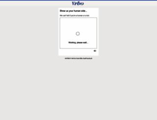 homeaway.com screenshot