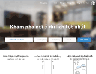 homeaway.com.vn screenshot