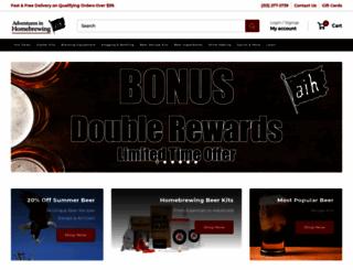 homebrewing.org screenshot