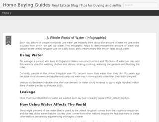 homebuyingandsellingguides.com screenshot