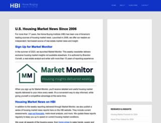homebuyinginstitute.com screenshot