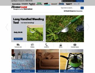 homecaredirect.co.nz screenshot