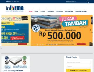 homecenterindonesia.com screenshot