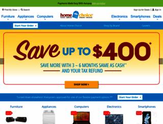 homechoicestores.com screenshot