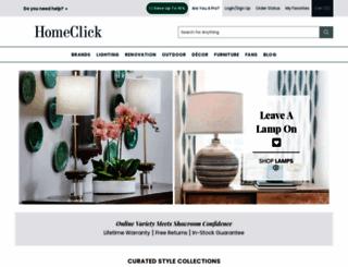 homeclick.com screenshot