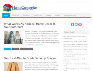 homeconceptor.com screenshot