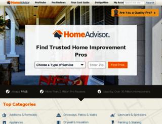 homecontractors.biz screenshot