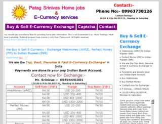 homedataentryjobs.in screenshot
