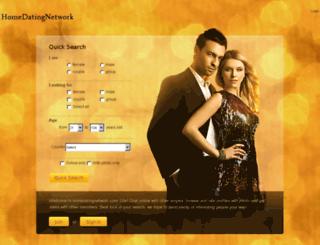 homedatingnetwork.com screenshot