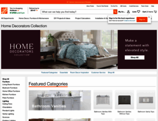 homedecorators.com screenshot