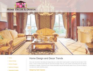 homedecormarket.com screenshot