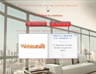 homedesign24h.biz screenshot